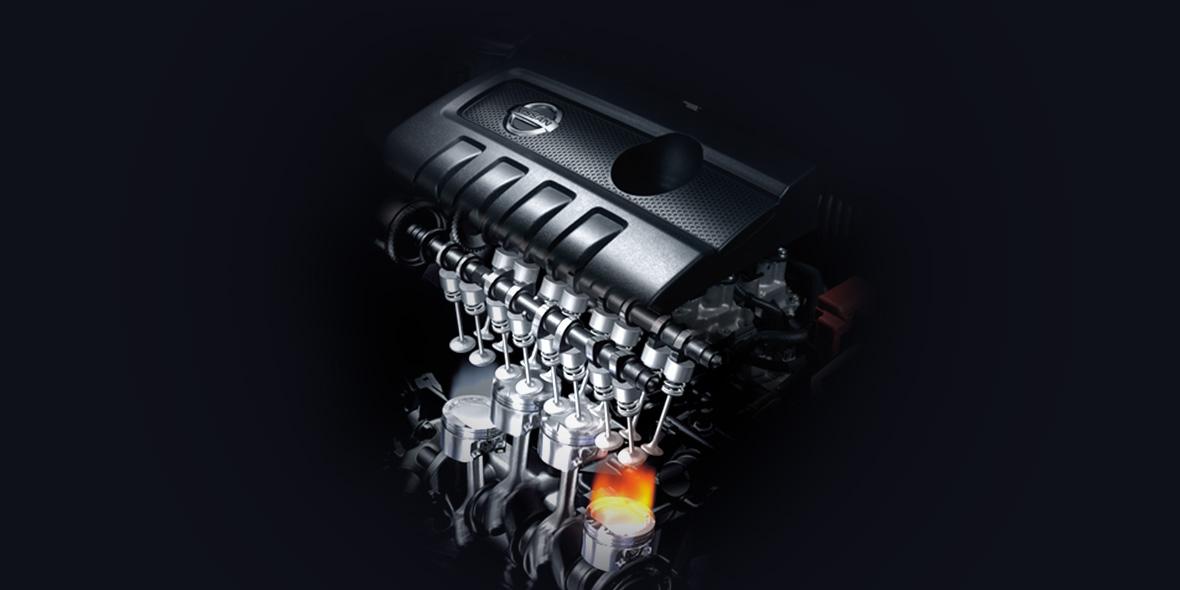 HR16全铝发动机
