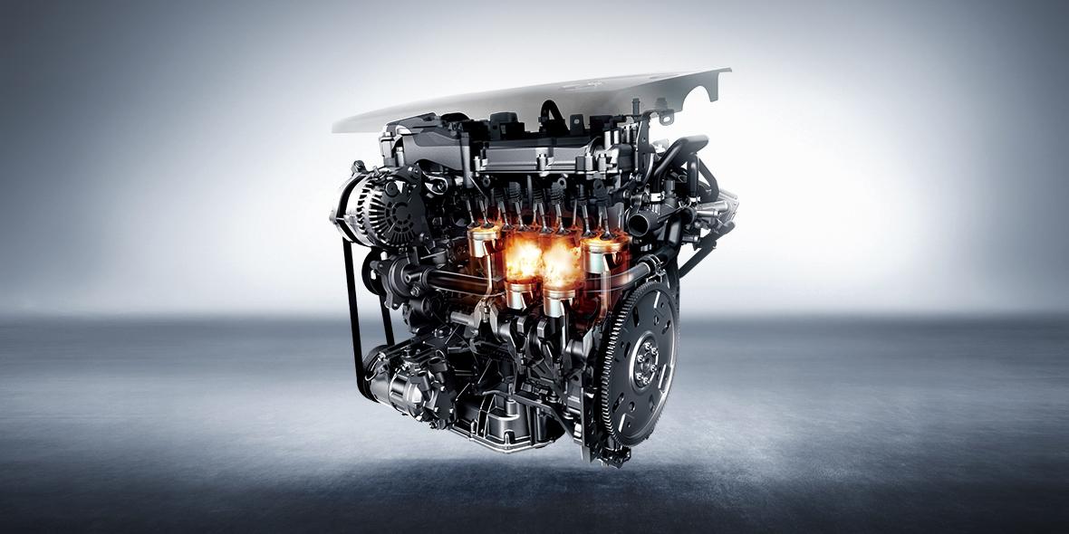 全新一代QR25自然吸气发动机