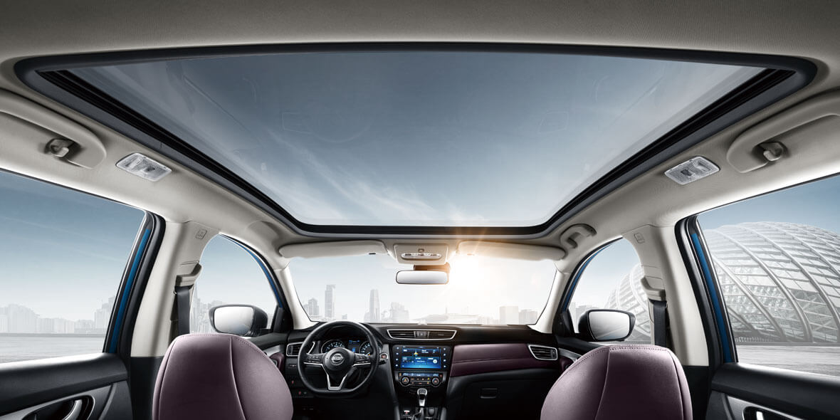 EYE-MAX通览式全景天窗