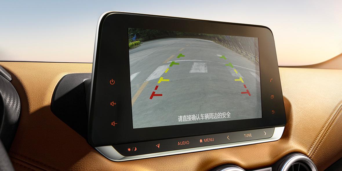 RVM倒车影像监视系统