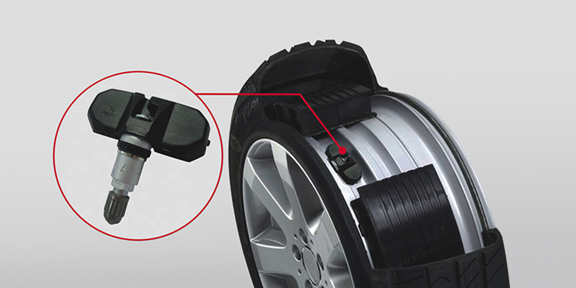 TPMS胎压监测系统