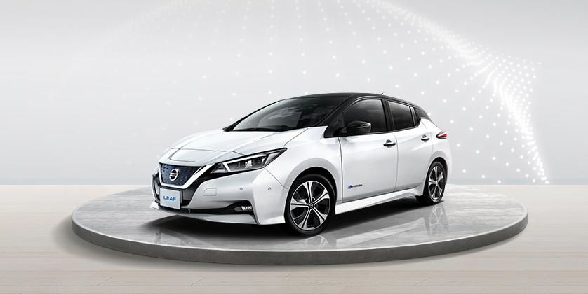Nissan New LEAF 新版聆风